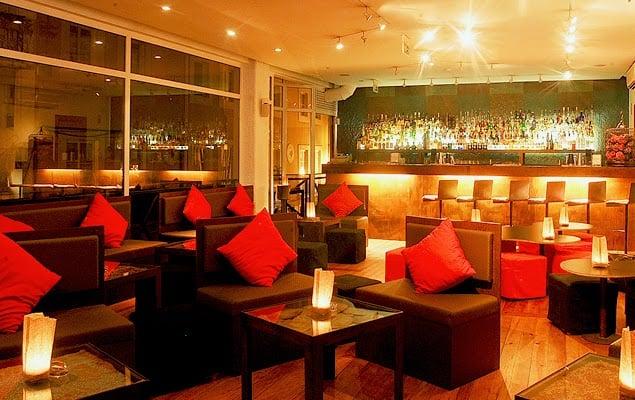 Bar Cinco Lounge em Lisboa
