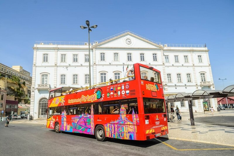 Ônibus Lisboa Sightseeing