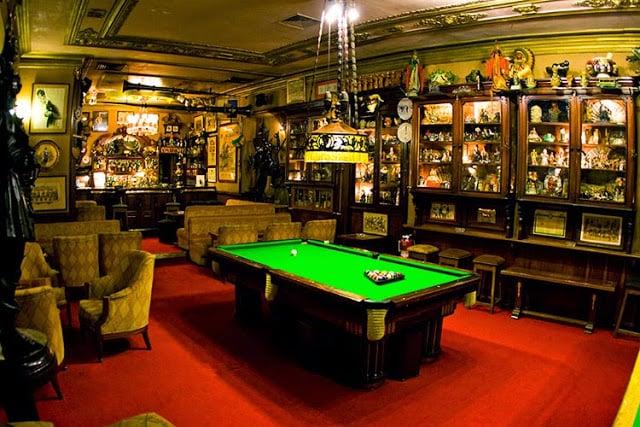 Bar Pavilhão Chinês em Lisboa