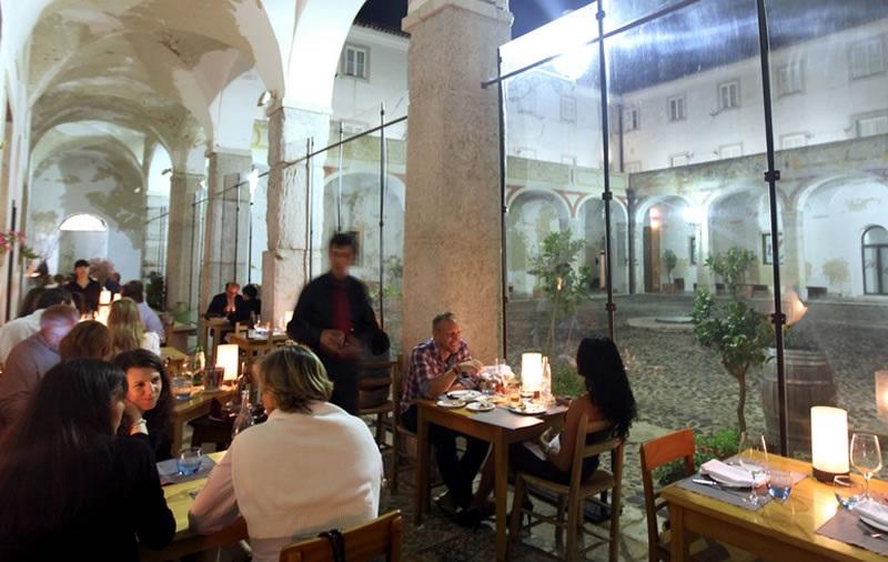 Restaurante A Travessa em Lisboa