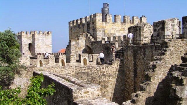 Ingressos para o Castelo de São Jorge em Lisboa