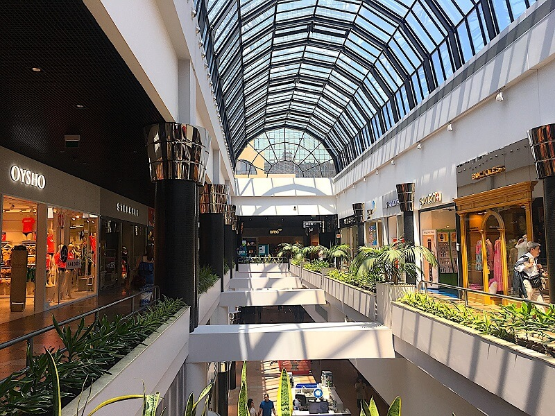 Shopping Amoeiras em Lisboa