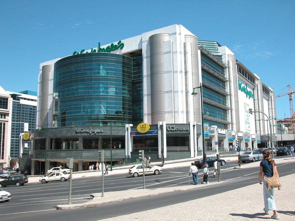 El Corte Inglés em Lisboa