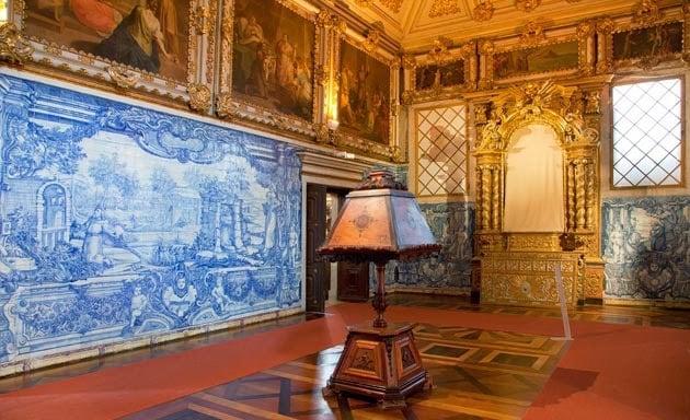 Coleção do Museu Nacional do Azulejo