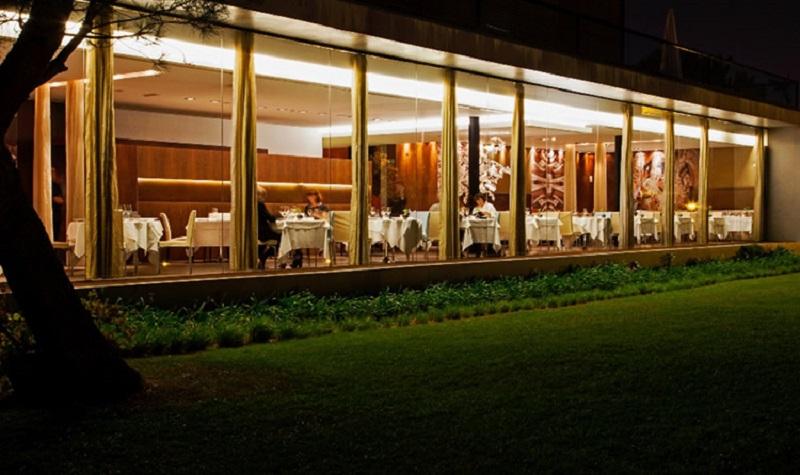 Restaurante Eleven em Lisboa