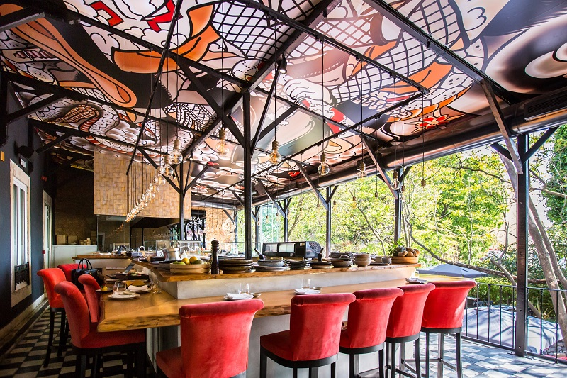 Restaurante Yakuza by Oliver em Lisboa