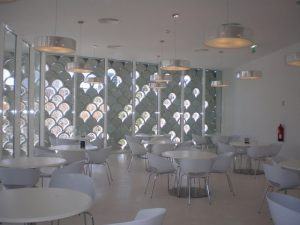 Restaurante Tejo no Oceanário de Lisboa