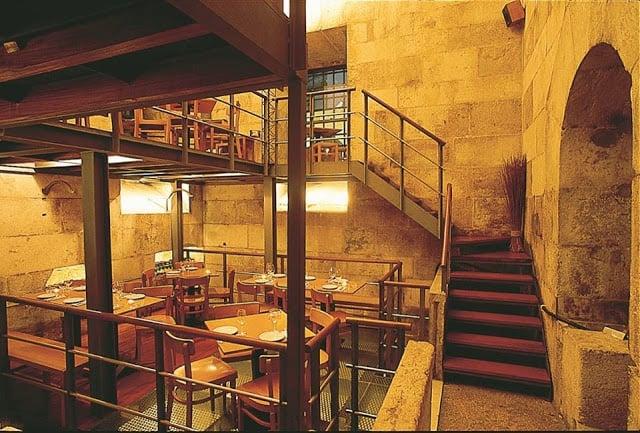 Restaurante Chafariz do Vinho em Lisboa