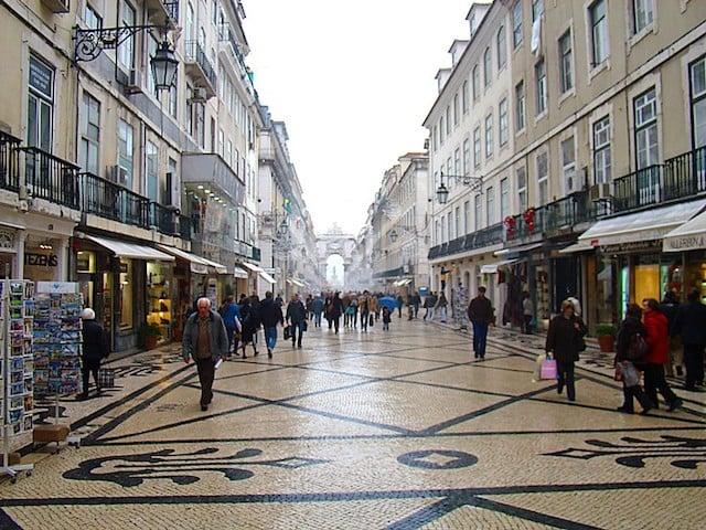 Lisboa em janeiro