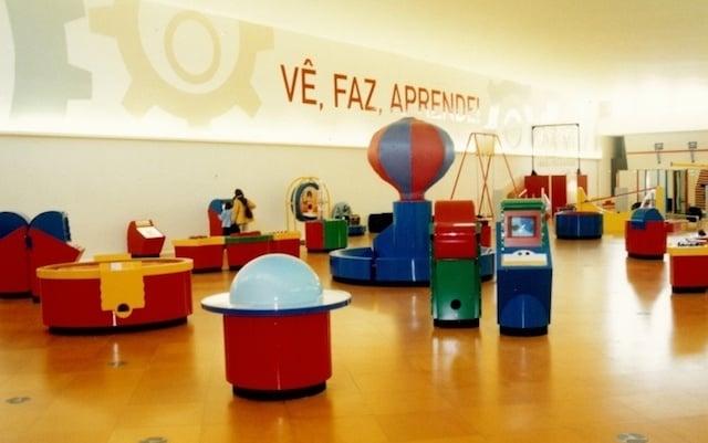 Pavilhão do Conhecimento em Lisboa