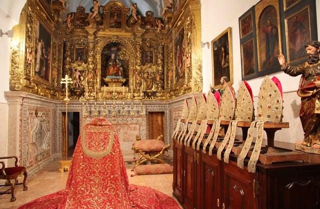 Interior da Sé de Lisboa
