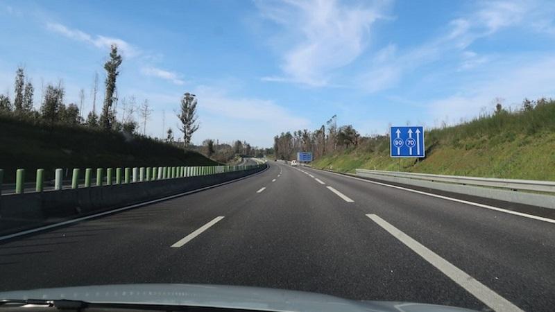 Estrada para o Porto