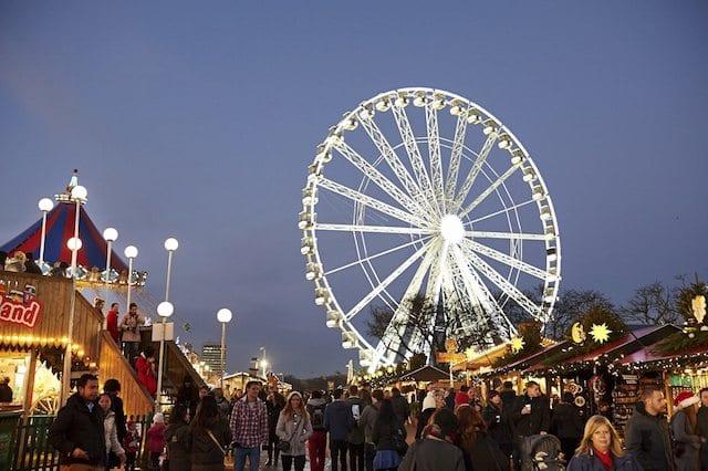 Natal Wonderland em Lisboa