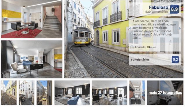 Hotel Lisbon Lounge Suítes