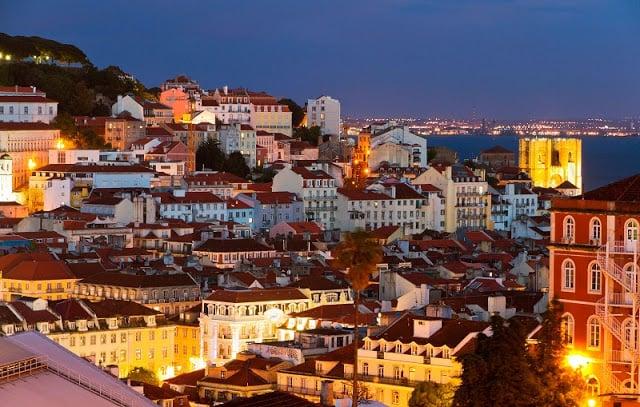 Roteiro por Lisboa