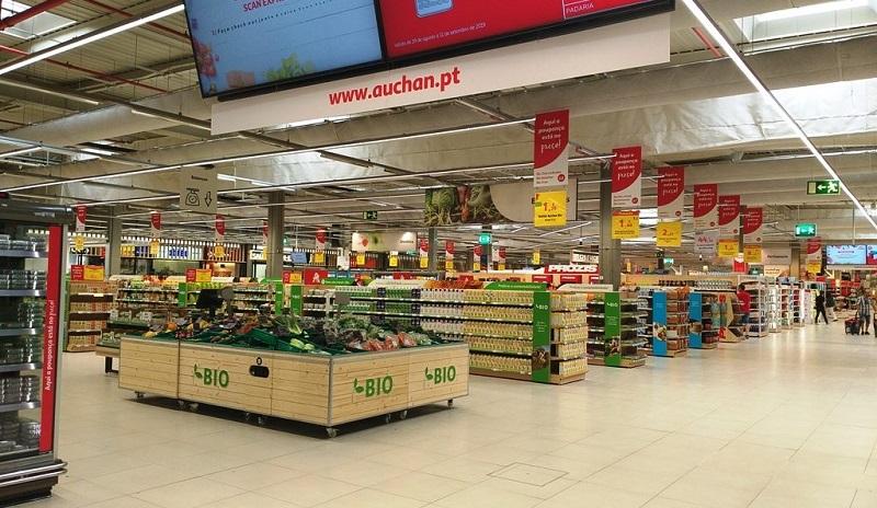Supermercado Auchan