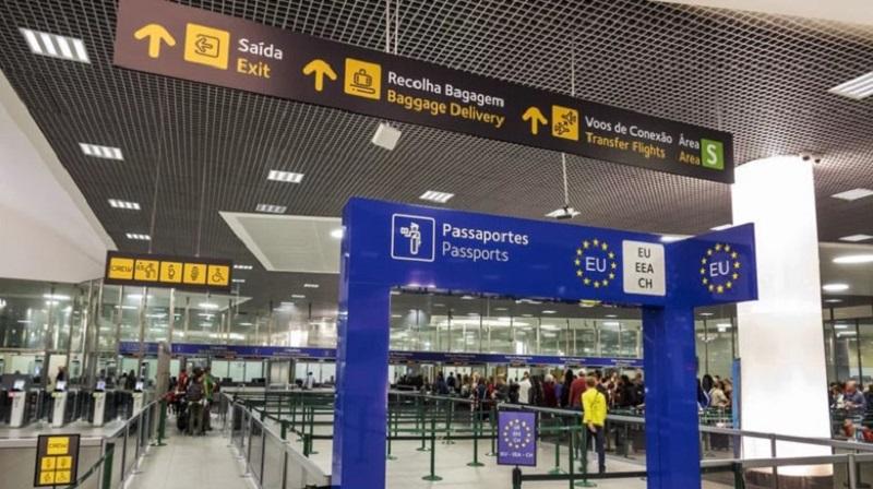 Imigração para entrar em Lisboa e Portugal