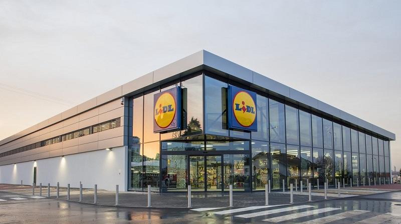 Supermercado Lidl em Lisboa