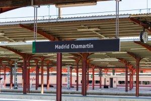 Estação Madrid Chamartín