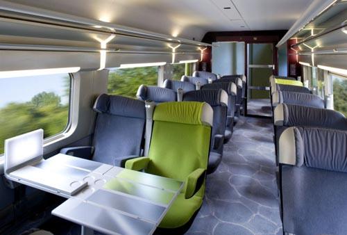 Trem de Madri até Lisboa