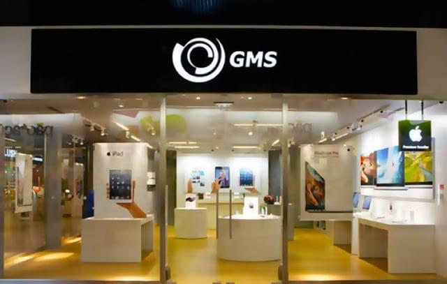 GMS Store em Lisboa