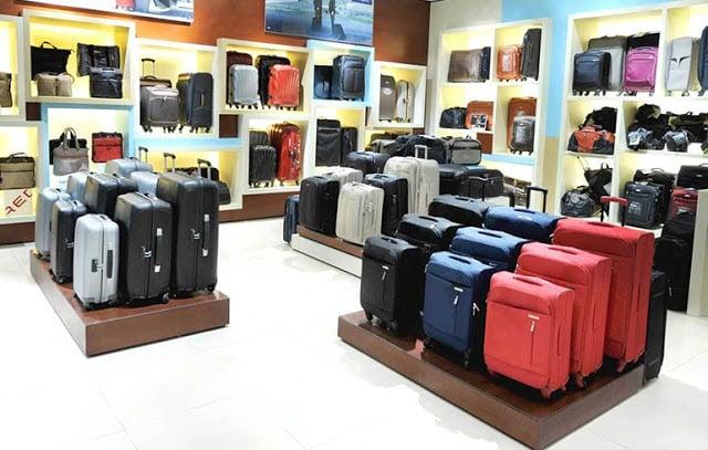 Comprar malas de viagem em Lisboa