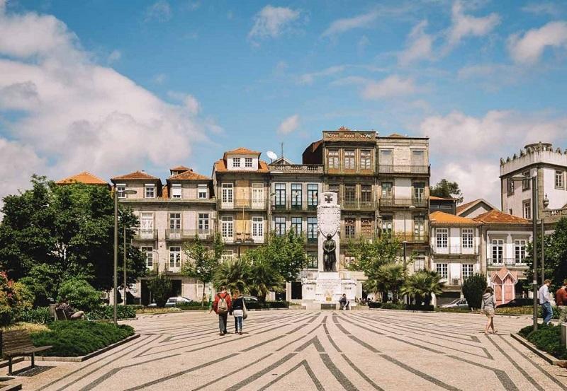 Região de Cedofeita no Porto