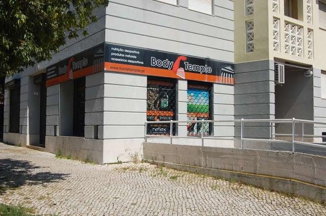 Loja Bodytemple em Lisboa