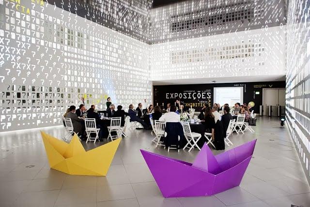 Exposições no Pavilhão do Conhecimento em Lisboa