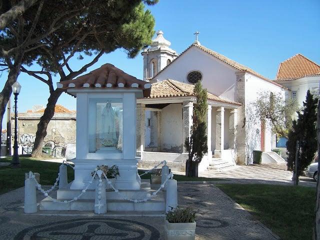Capela da Senhora do Monte em Lisboa