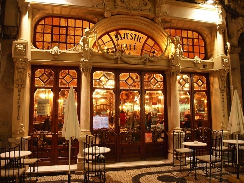 Majestic Café no Porto