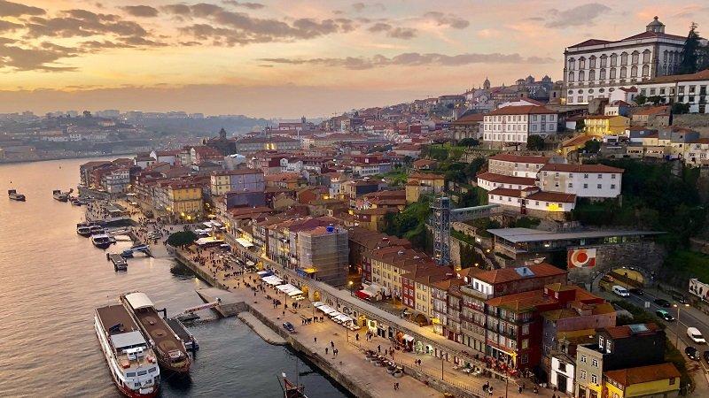 Roteiro de cinco dias no Porto