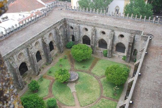 Pátio Universidade de Coimbra