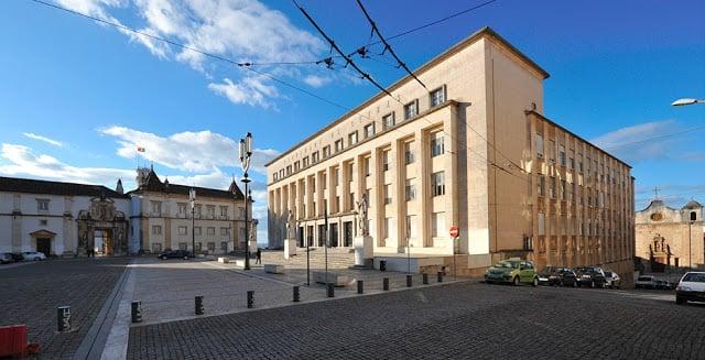 Polo I Universidade de Coimbra