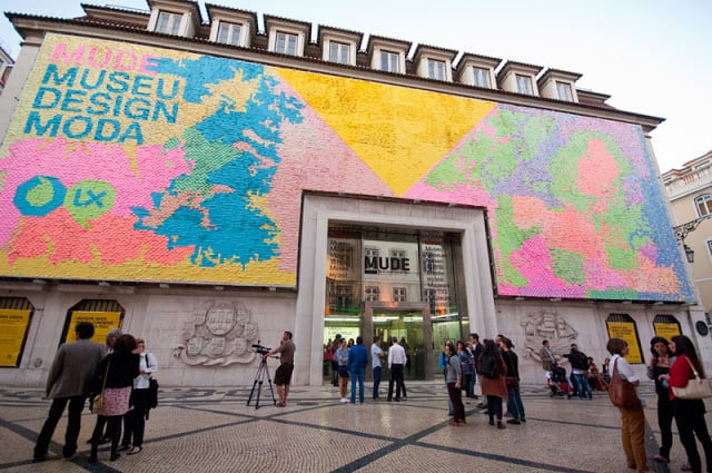 Visita ao Museu MUDE em Lisboa