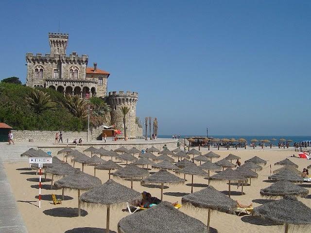 Bate e volta de Lisboa a Estoril