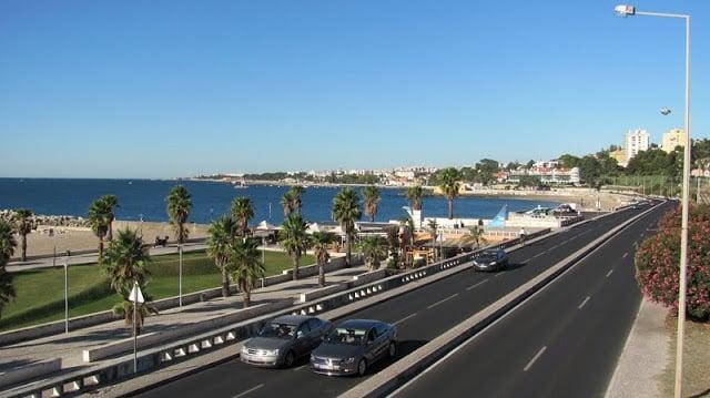 Estrada de Lisboa a Estoril