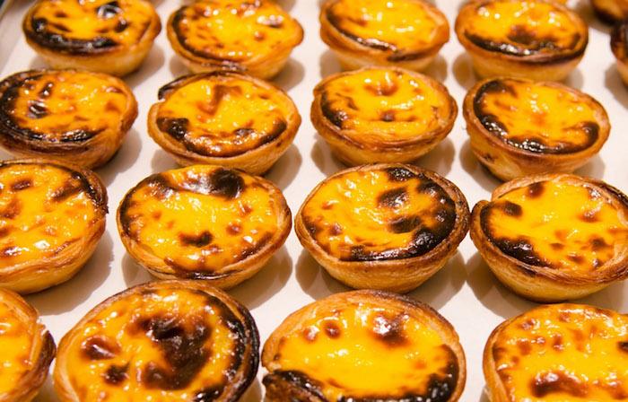 Pastéis de nata em Lisboa