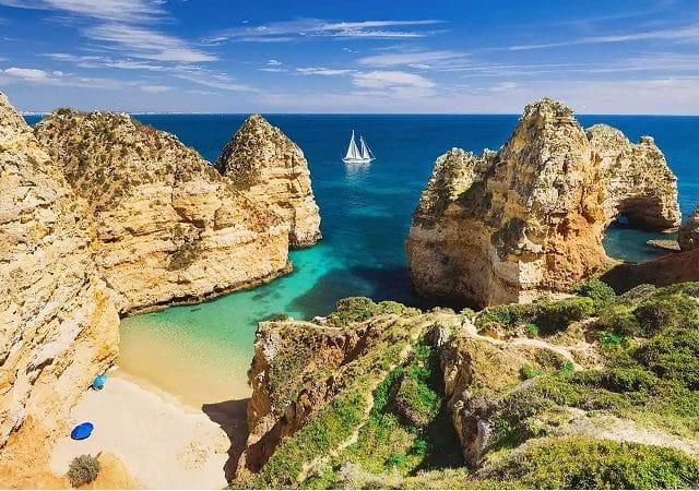 Clima e temperatura no Algarve