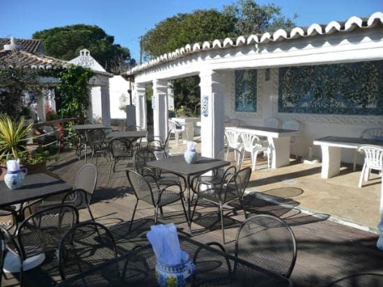 Bar Bacchus no Algarve