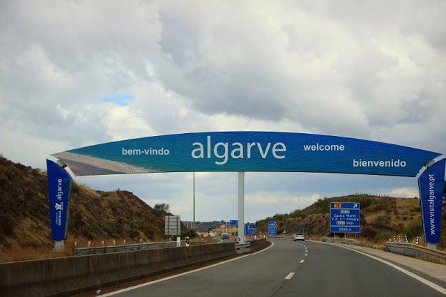 Entrada ao Algarve