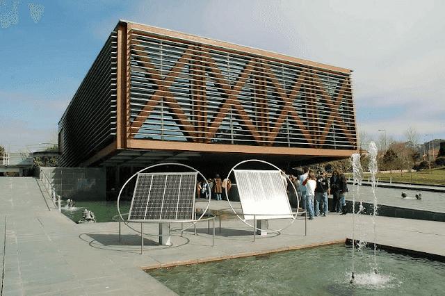 Pavilhão da Água no Porto