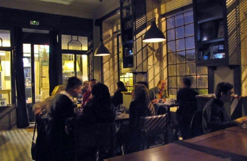 Bar Candelabro em Porto