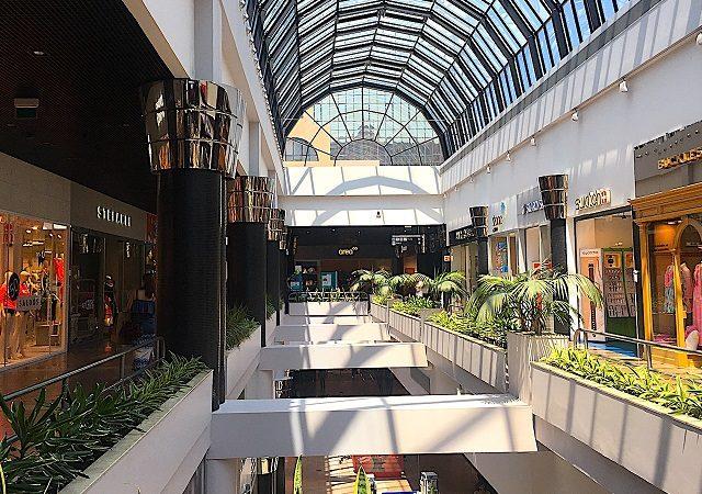 Shopping Amoreiras em Lisboa