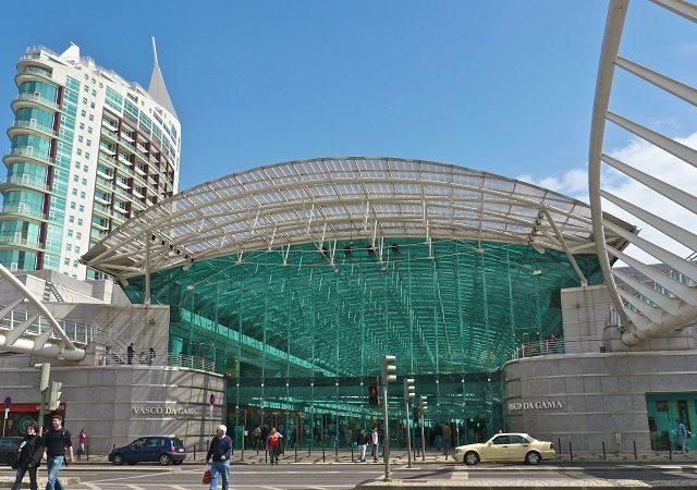 ShoppingCenter Vasco da Gama em Lisboa