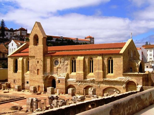 Convento de Santa Clara a Velha em Coimbra