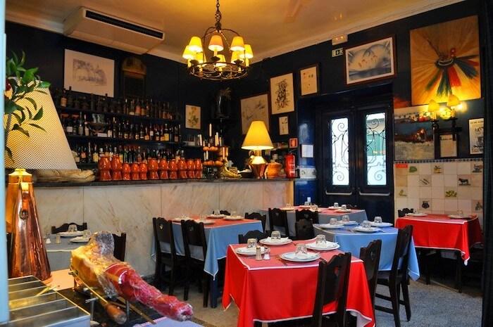 Restaurante Bota Alta em Évora