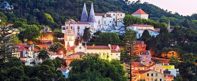 Ingressos para os Palácios de Sintra