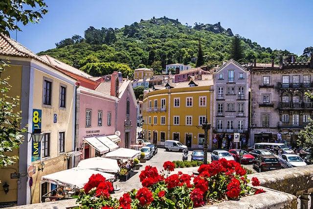 Pontos turísticos de Sintra