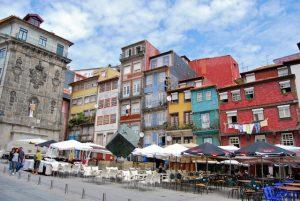 Passeio na Ribeira - Porto